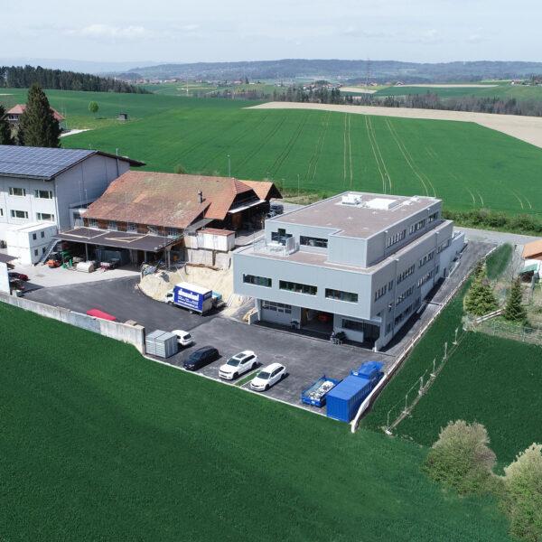 Neubau Dewasiol in Bern-Oberbottigen