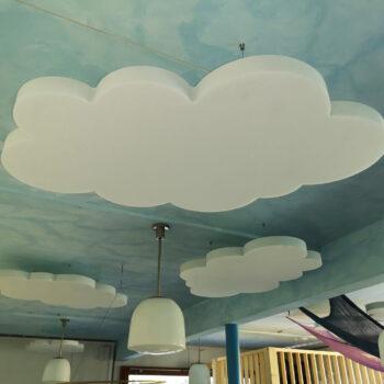 SilentPet Wolke